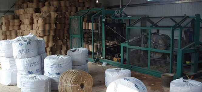 WHOLESALE NATURAL JUTE ROPE PACKAGING ROPE