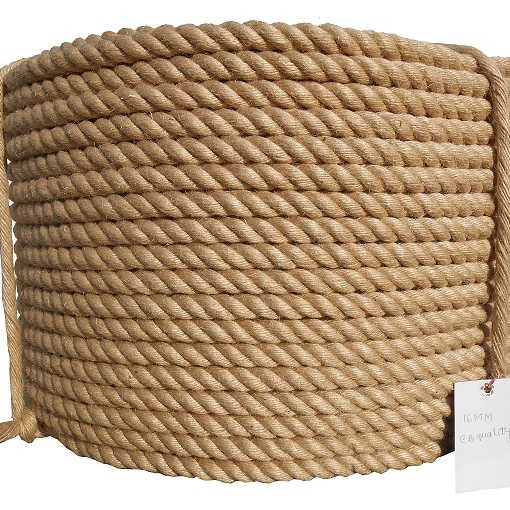 HIGH QUALITY JUTE ROPE NATURAL ROPE FOR SALE