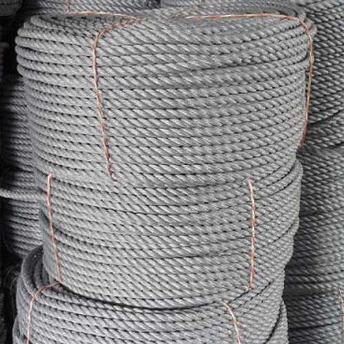 HIGH DENSITY 3 STRAND POLYPROPYLENE PACKING ROPE