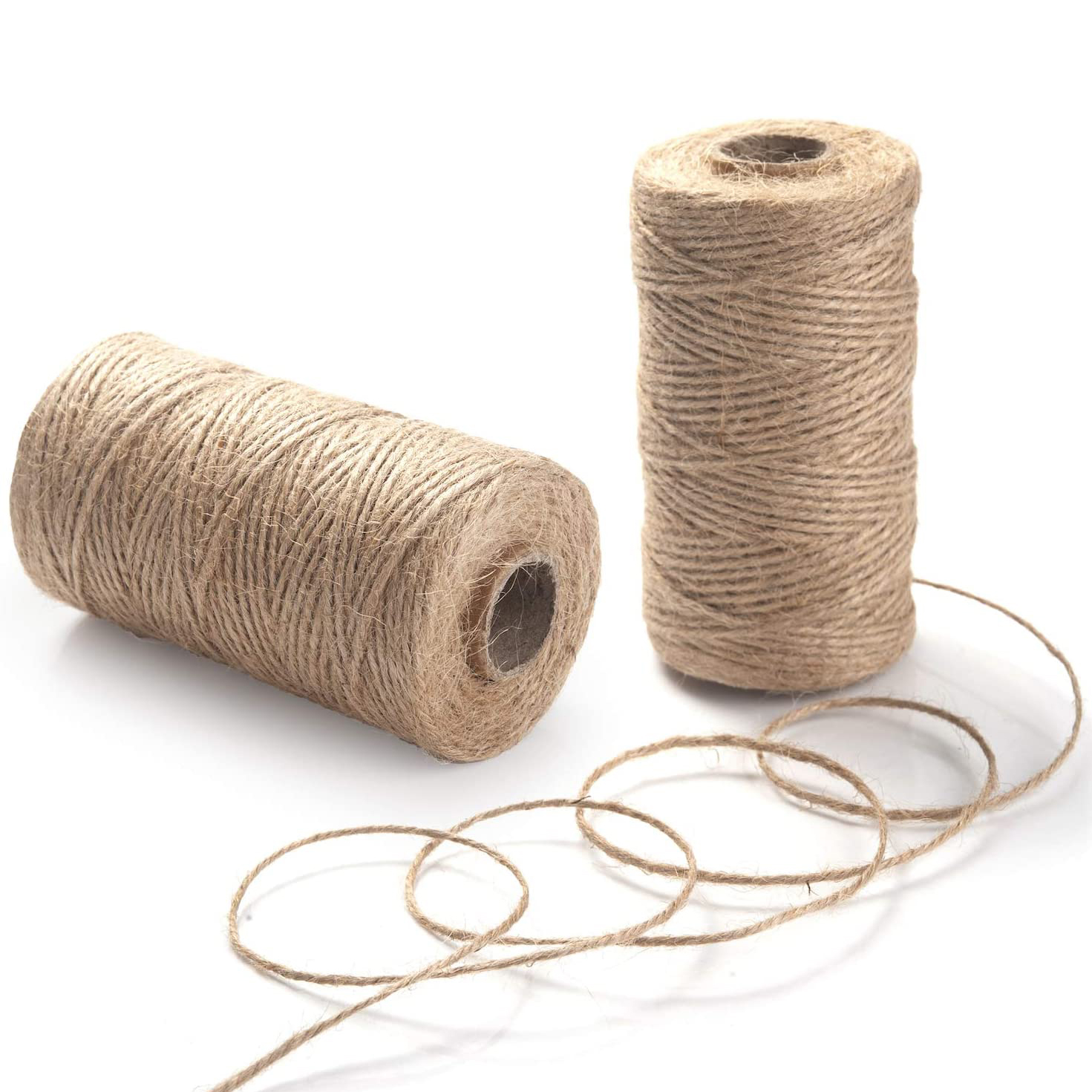 ECO-FRIENDLY NATURAL FIBER JUTE YARN FROM CHINA