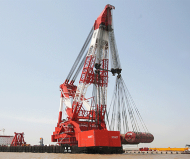Steel Wire Ropes For Port Cranes