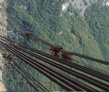 Cable Car Use Carbon Steel Wire Rope