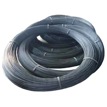HEAT TREATMENT PHOSPHATIZED STEEL WIRE