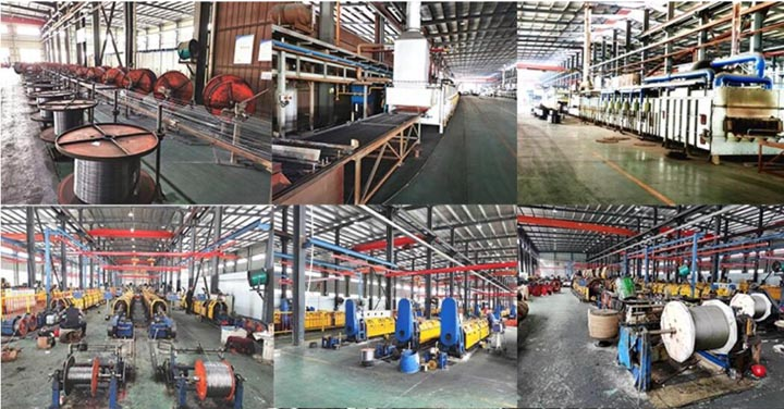 STEEL WIRE ROPE(UNGALVANIZED AND GALVANIZED)